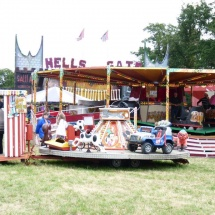 Swallowfield Show - Amusements 2
