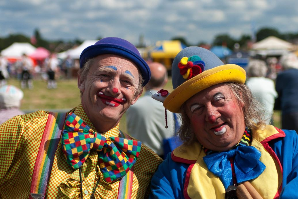 Swallowfield Show - Clown 1