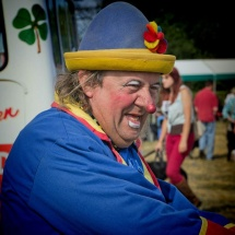 Swallowfield Show - Clown 2