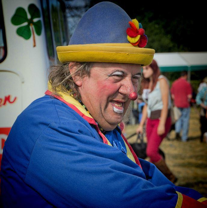 Swallowfield Show - Clown 2