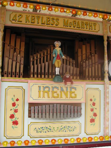 Swallowfield Show - Organ 1