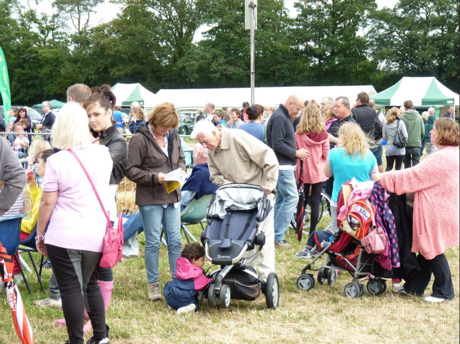 Swallowfield Show - People 1
