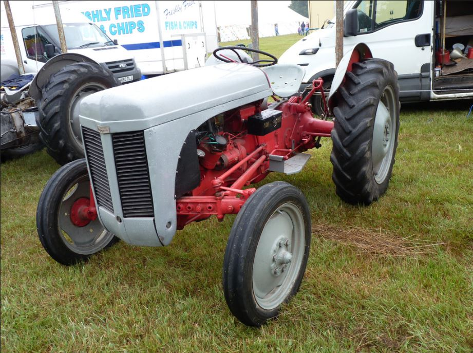 Swallowfield Show - Vehicles 1