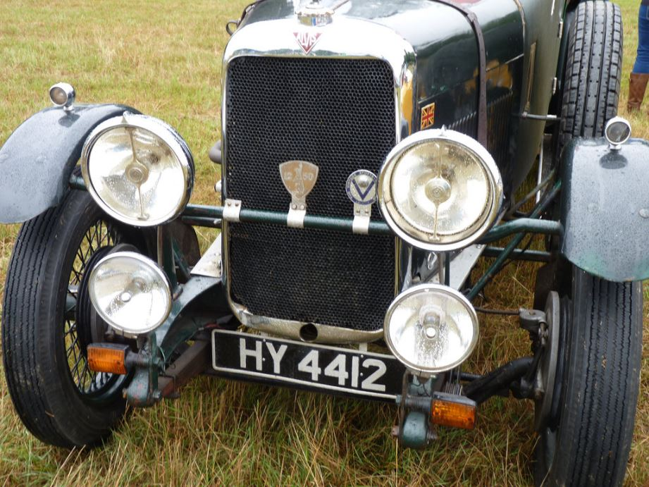 Swallowfield Show - Vehicles 2