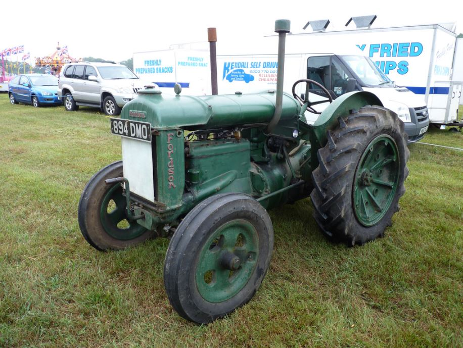 Swallowfield Show - Vehicles 3