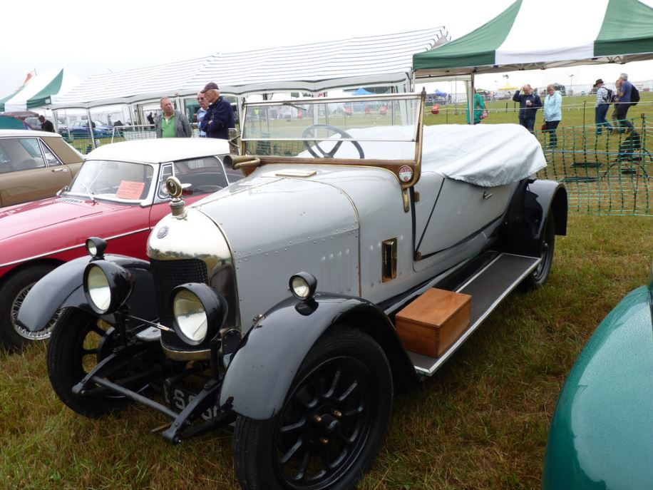 Swallowfield Show - Vehicles 4