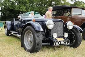Swallowfield Show - Vehicles 8