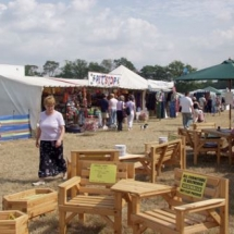 Swallowfield Show - Trade 1