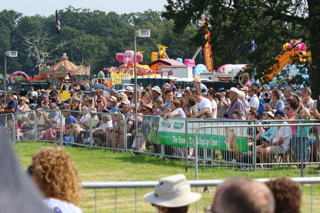 Crowds!
