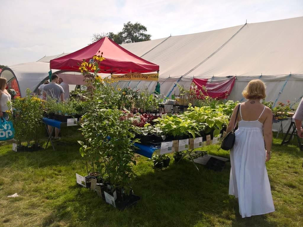 Horticultural Stalls
