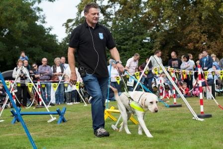 Reading Mobility Guide Dogs