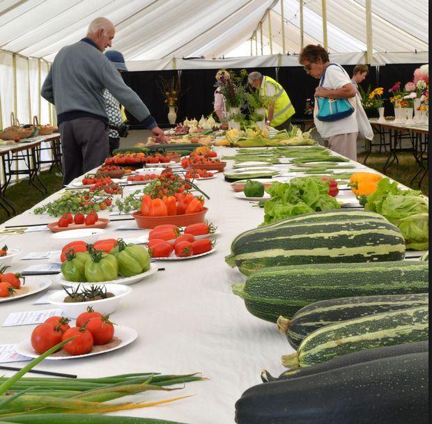 Horticultural Tent