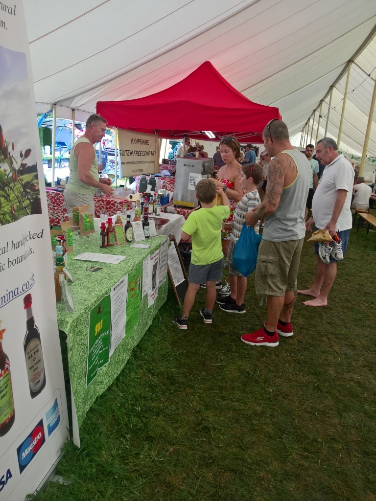 Artisan Food Marquee